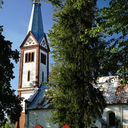 Krimulda baznīca